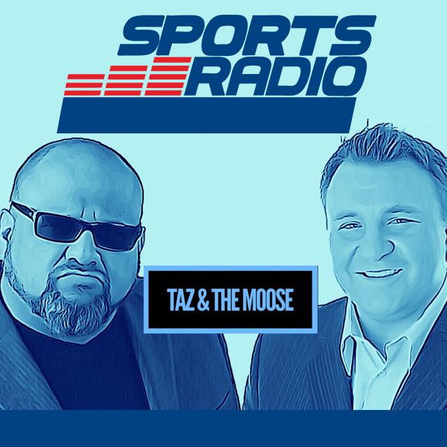 Taz & the Moose