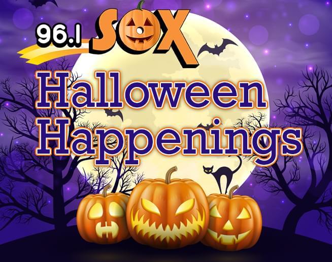 Halloween Parades & Trick or Treat Nights