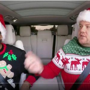 Christmas Carpool Kareoke