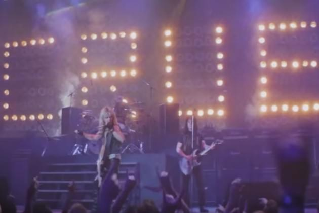 Motley Crue's New Video For 'Same Ol' Situation' Features Footage From 'The Dirt'