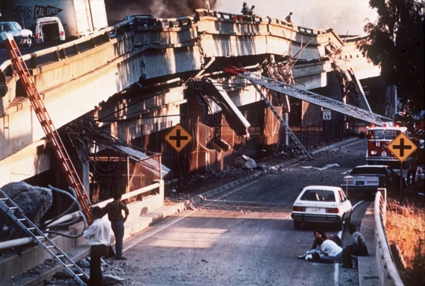 California's Statewide Earthquake Alert System Debuts on Loma Prieta Quake's 30th Anniversary
