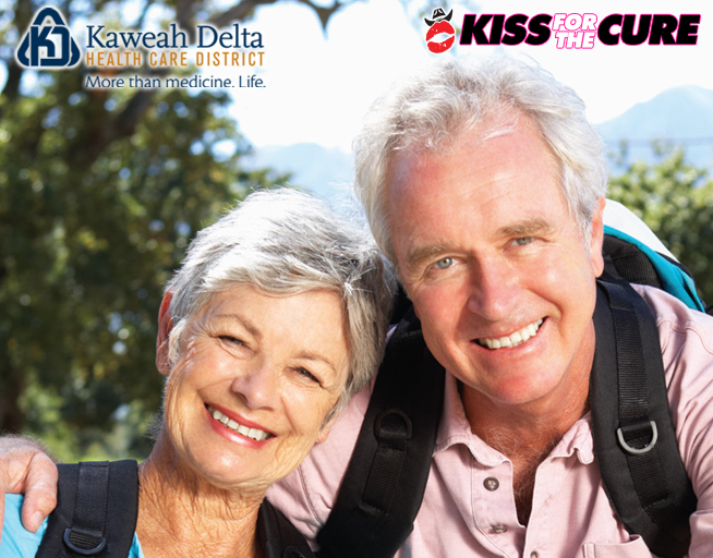 Kiss for the Cure: September 2017