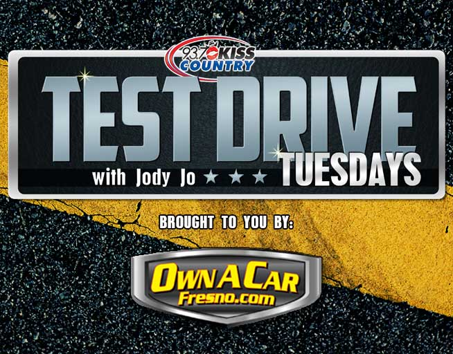 Test Drive Tuesdays with Jody Jo