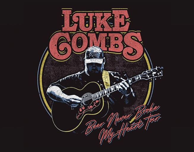 Win Luke Combs Tickets