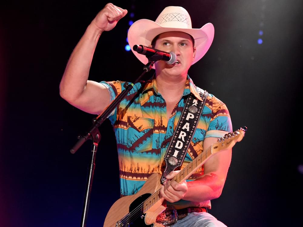"Jon Pardi Announces New ""Heartache Medication"" Album, Single & Tour [Listen to New Single]"