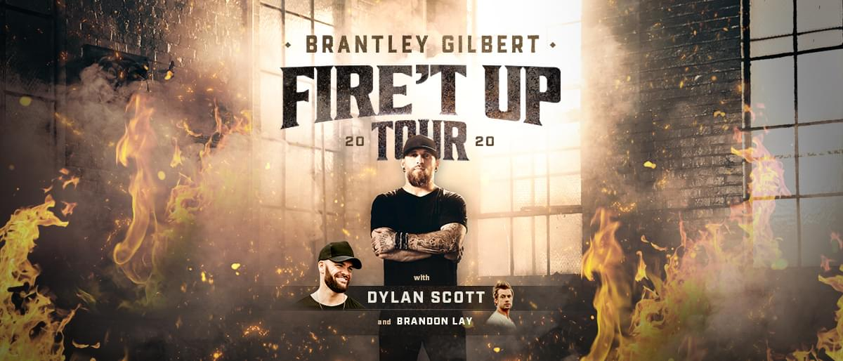 March 27: Brantley Gilbert