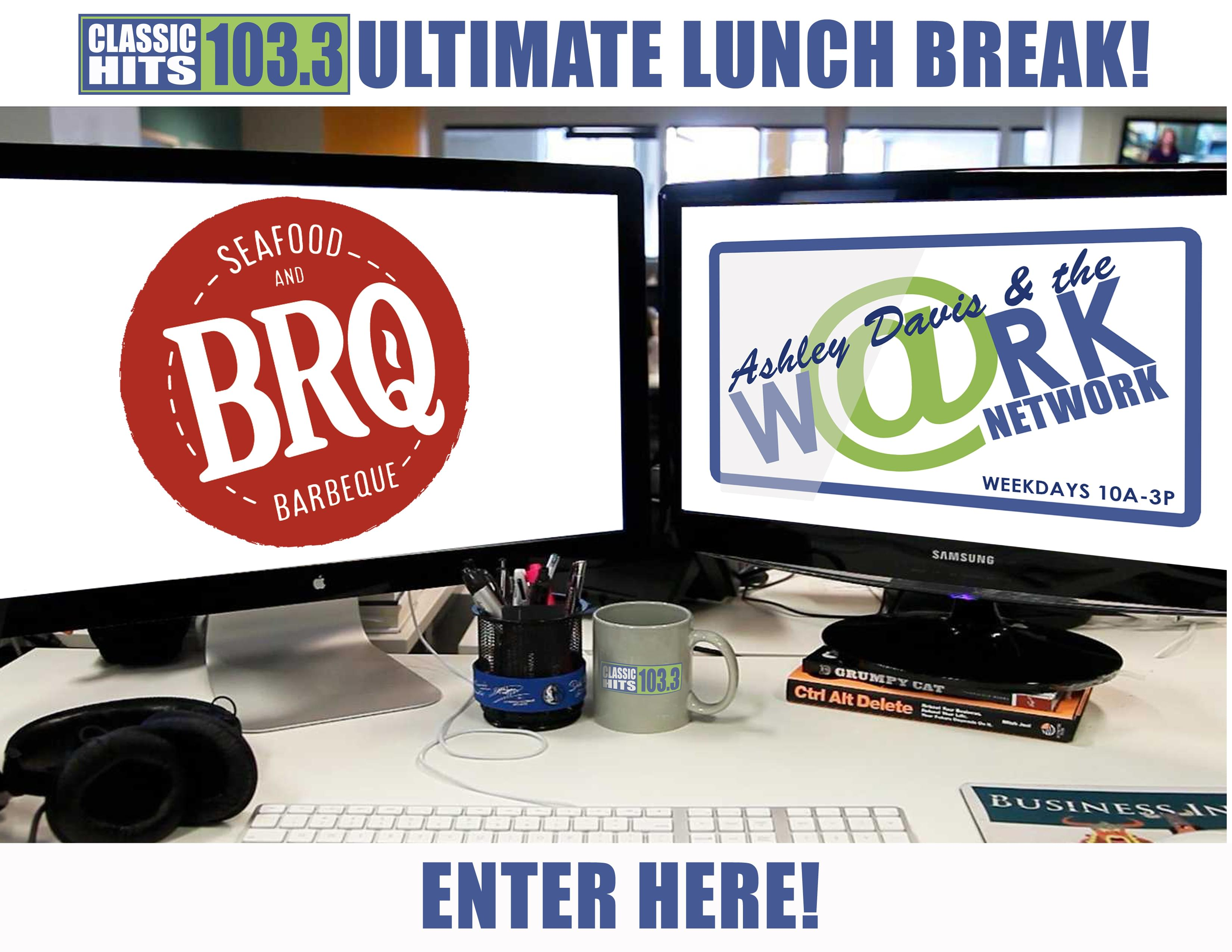Classic Hits 103.3 Ultimate Lunch Break