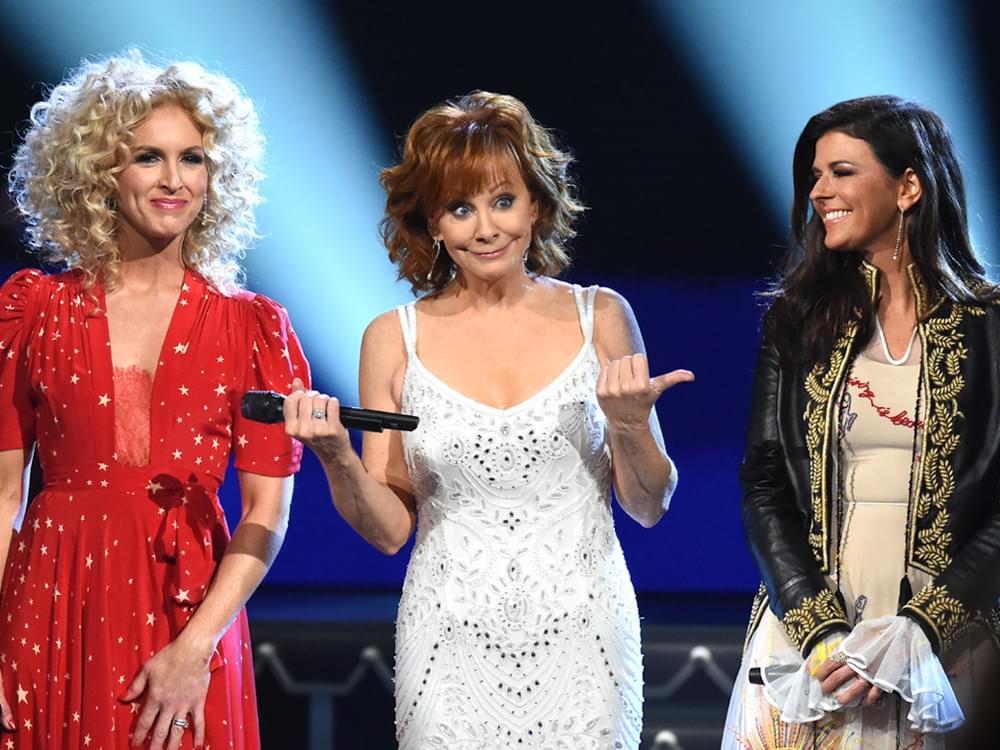 Reba McEntire, Little Big Town, Loretta Lynn, Dolly Parton, Lauren Alaina & More Donate Auction Items for Girls Rock Camps