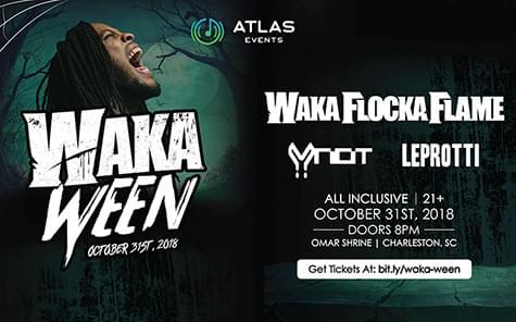 "Atlas Events ""WAKA-WEEN"" presented by Z93 JAMZ"