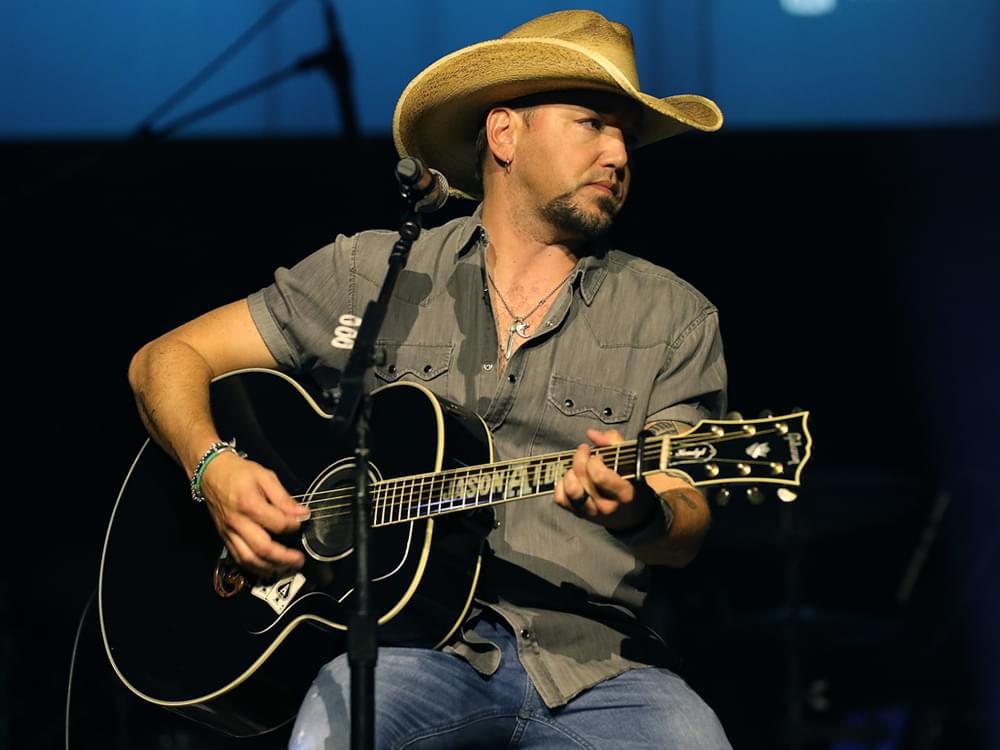 """Jason Aldean Shares Track List to Upcoming Album & Releases New Song, """"Dirt We Were Raised On"""" [Listen]"""