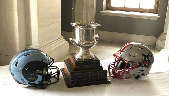 104th edition of Rhode Island football rivalry is Saturday