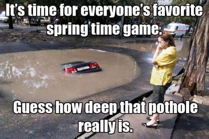Ahhh Springtime in Chattanooga
