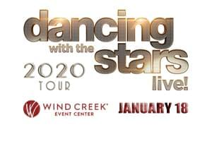 Dancing with the Stars at Wind Creek Event Center Jan. 18 2019