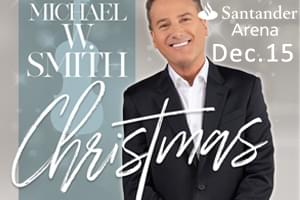 Michael W. Smith at Santander Arena on Dec.15th!