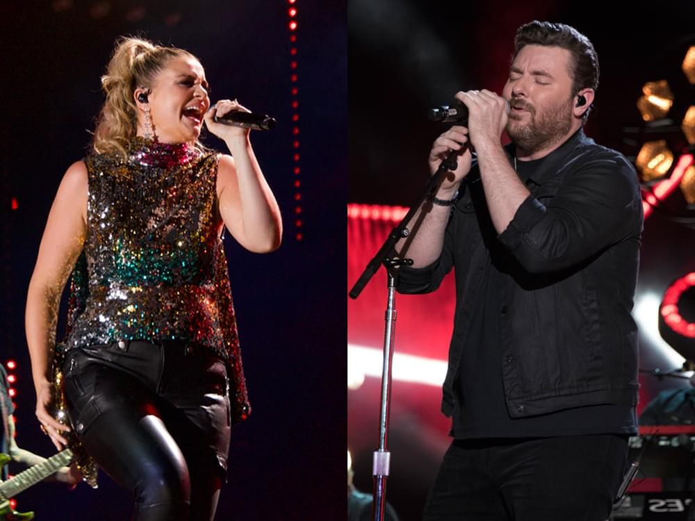 """Chris Young & Lauren Alaina Team Up for Breakup Anthem, """"Town Ain't Big Enough"""" [Listen]"""