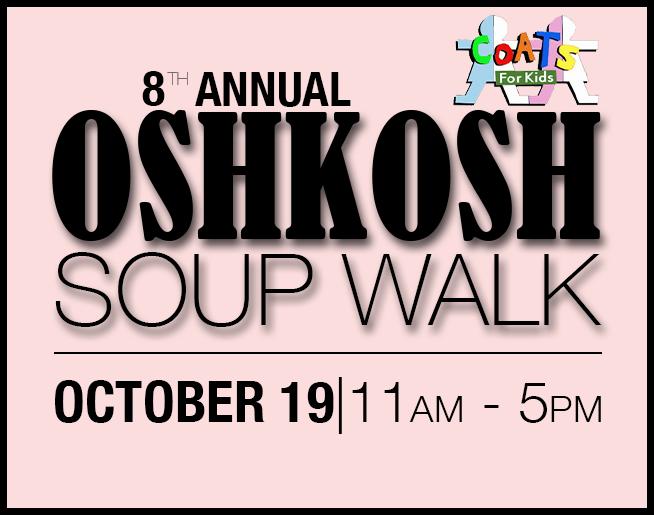 8th Annual Oshkosh Soup Walk