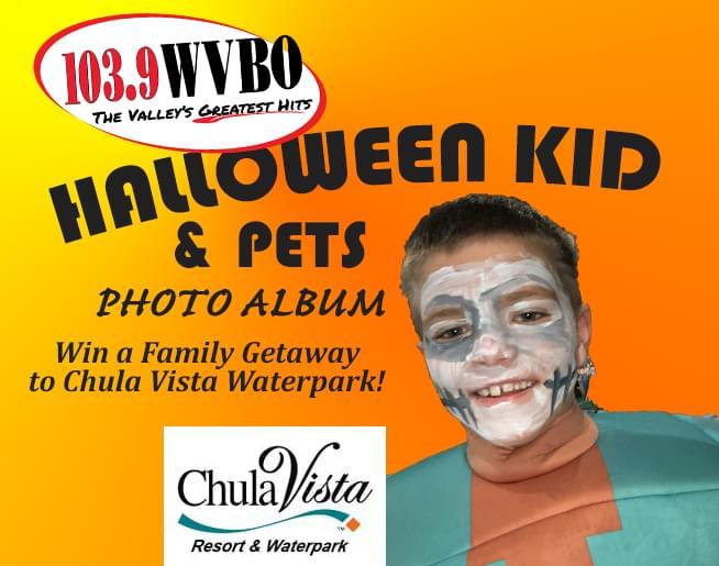 Halloween Kid & Pets Photo Contest