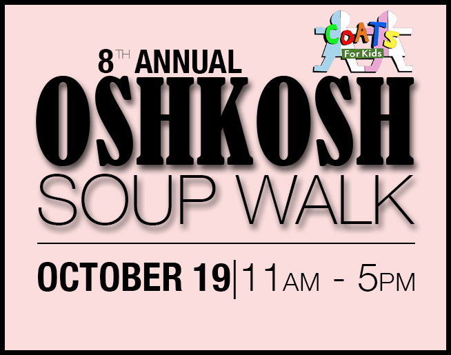8th Annual Oshkosh Soup Walk