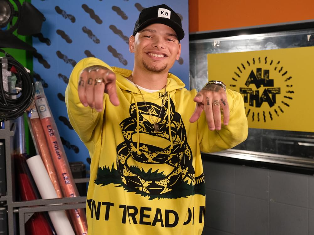 "Watch Exclusive Clip of Kane Brown Performing ""Lose It"" on Upcoming Episode of Nickelodeon's ""All That"""