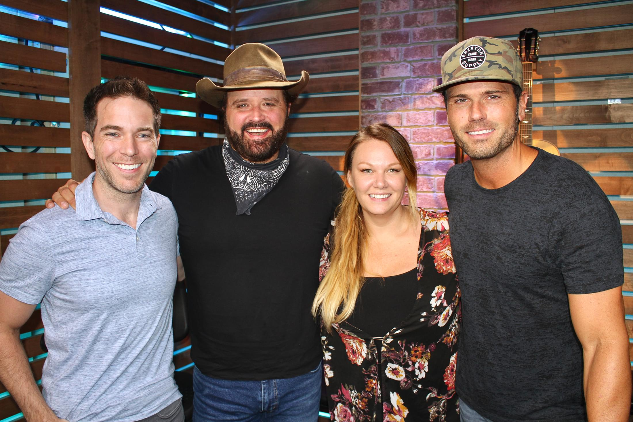 Randy Houser Explains Why He Wanted to Create a Movie to Accompany His Latest Album, Talks Backlash He Faced with His Newborn's Name, & MORE