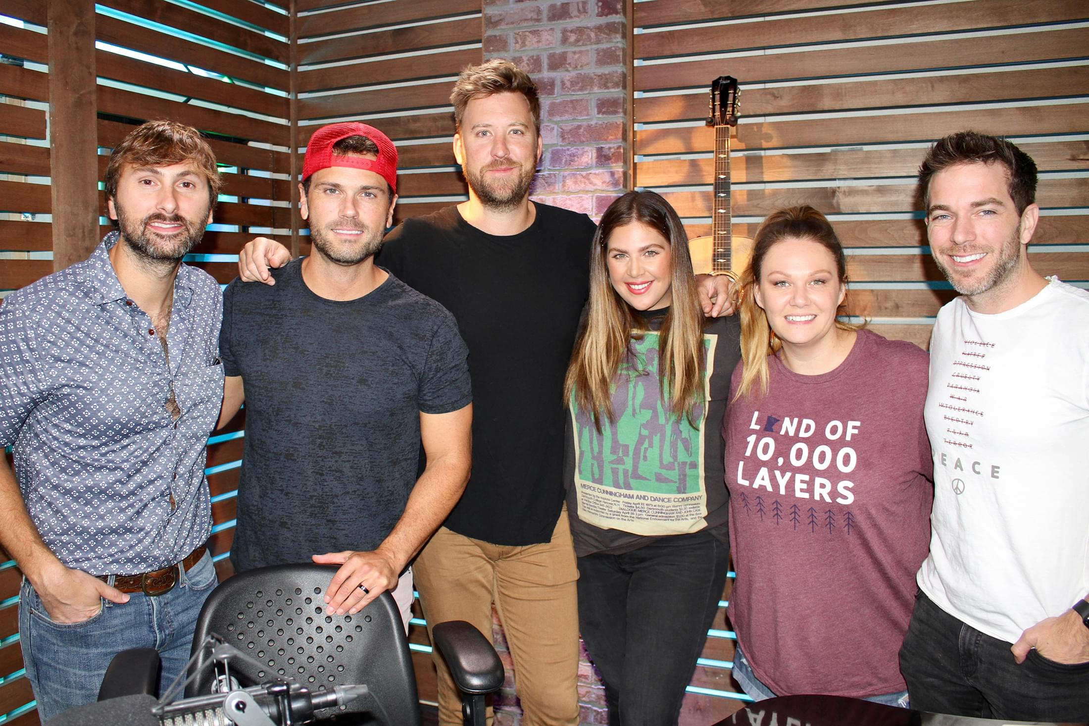 "Lady Antebellum Writes Thank Yous, Reveals Bucket List Items, Discusses New Song ""Ocean,"" & MORE"