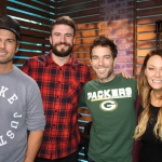 "Sam Hunt Reveals Why It Took Him So Long to Release New Music, Talks the Inspiration Behind New Single ""Kinfolks,"" Halloween with His Wife & MORE"