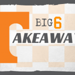 B6B: Big 6 Takeaways from UT vs. Georgia
