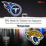 Titans vs Jaguars: Week 3 Primer
