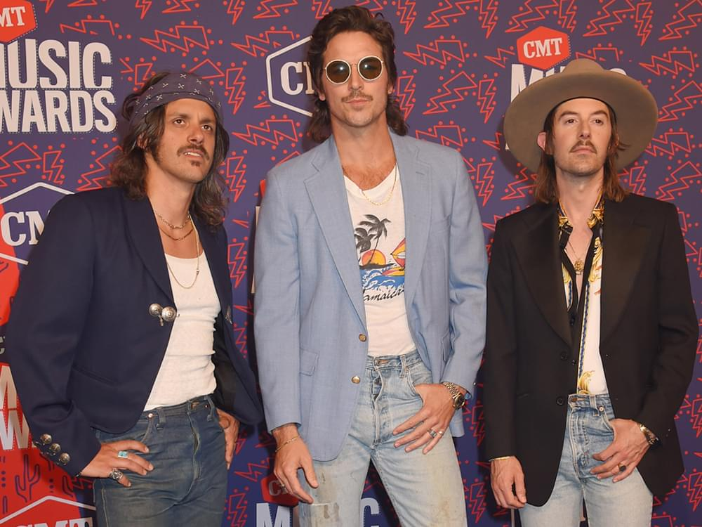 """Watch Midland Team With Brooks & Dunn on """"Boot Scootin' Boogie"""" for """"CMT Crossroads"""""""
