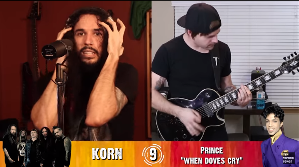 Youtubers Anthony Vincent and Jared Dines Remake Pop Songs in the Style of Korn