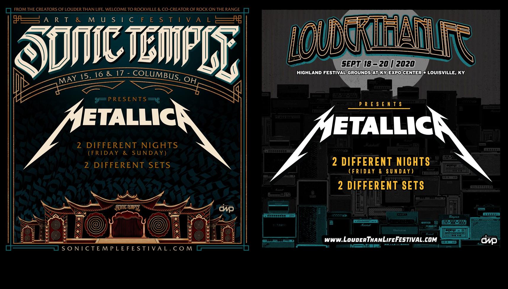 JD & Bridget's Metallica Monday – Win Passes to Both