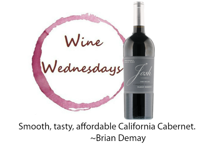 Brian Demay's Wine Wednesday: Josh Cellars Cabernet Reserve