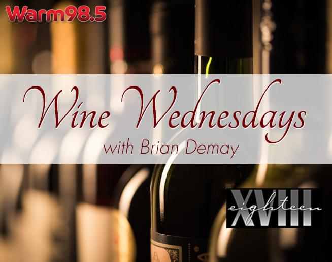 Wine Wednesday with Brian Demay