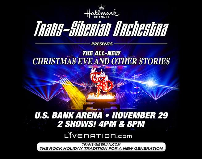 Trans-Siberian Orchestra's all-new show brings back the phenomenon that started it all!