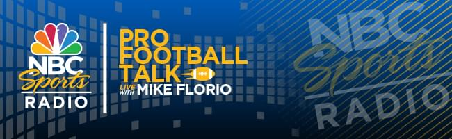 Pro Football Talk with Mike Florio