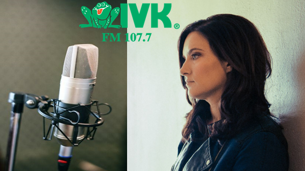 Brandy Clark @ The WIVK Studios
