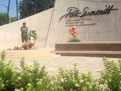 Josh's Blog: My Pat Summitt story