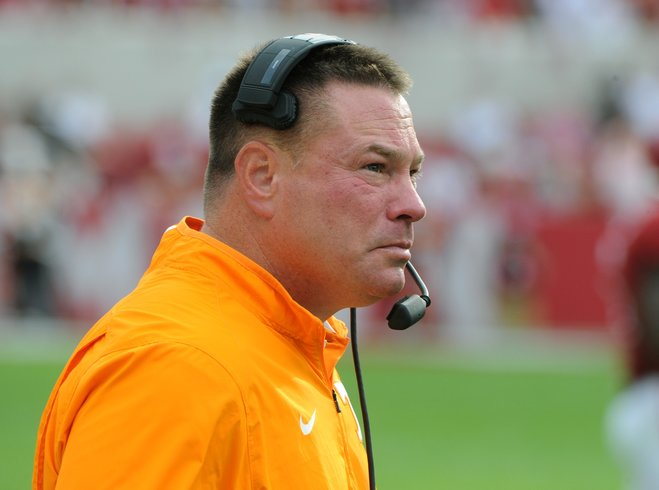 Today's talking points: Butch Jones under pressure?