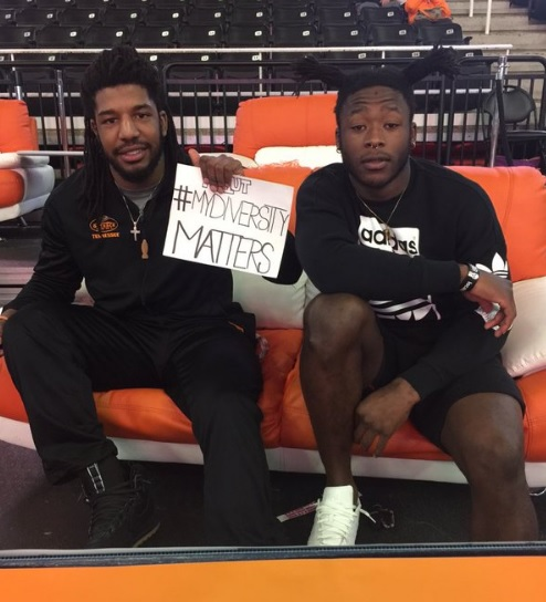Reeves-Maybin: 'I just try to make people think'