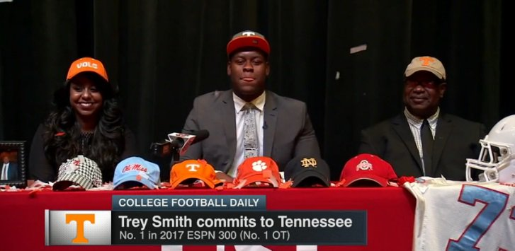 'Finish and Attitude' Must Improve on Tennessee's Offensive Line