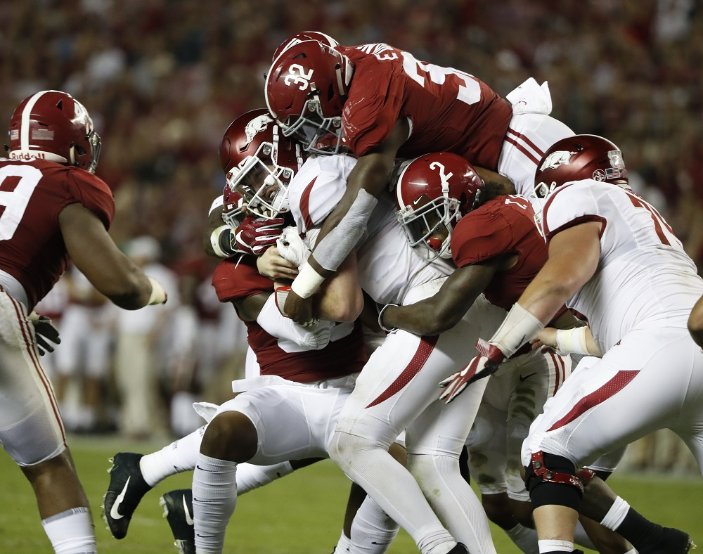 Video: UT Opponent Analysis – A look at #1 Alabama