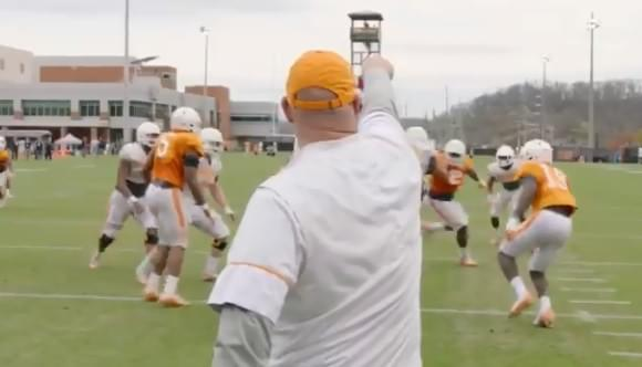 Vols Defensive Coordinator Says 'Tennessee Fans Are Going To Love Our Defense'