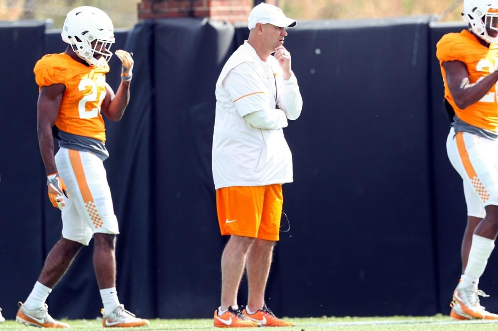Former Alabama QB Expects Pruitt To Be 'Wildly Successful at Tennessee'