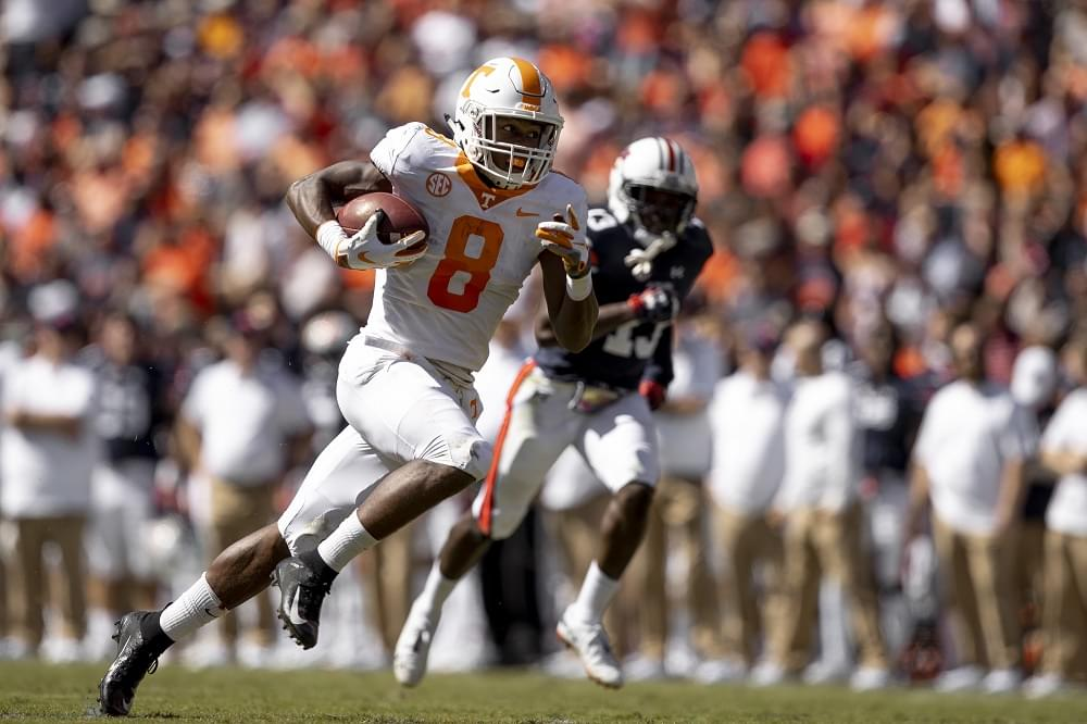 Reasons why Tennessee pulled off the upset at Auburn