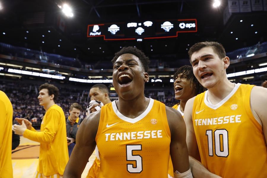 Schofield's Impact at Tennessee Goes Beyond the Basketball Court