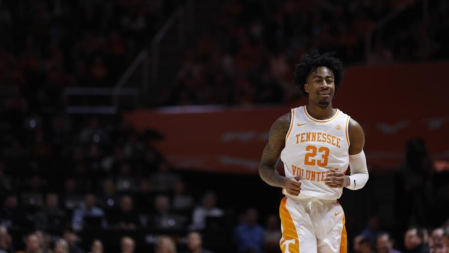 Tennessee Basketball is Having All theFun