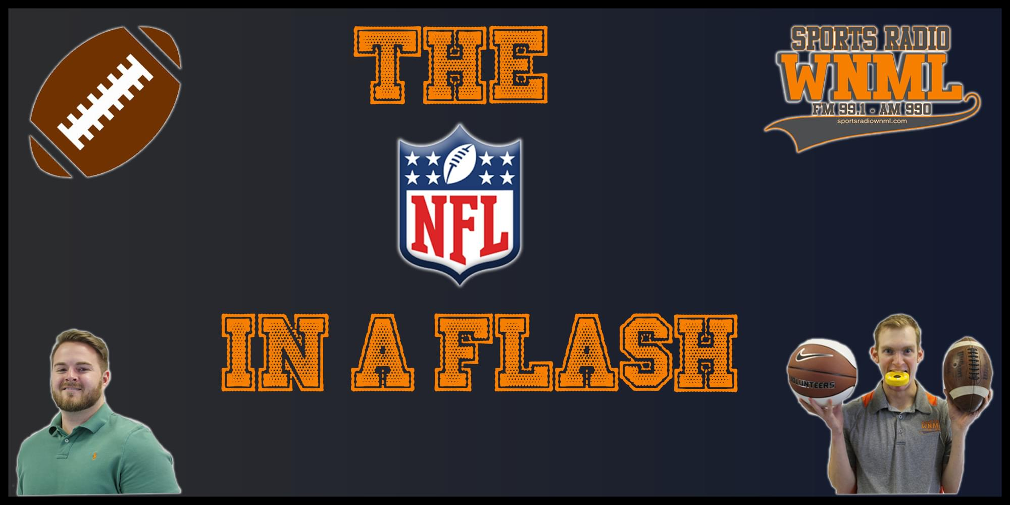 NFL in a Flash w/ Cainer & Joel: Conference Championships Recap