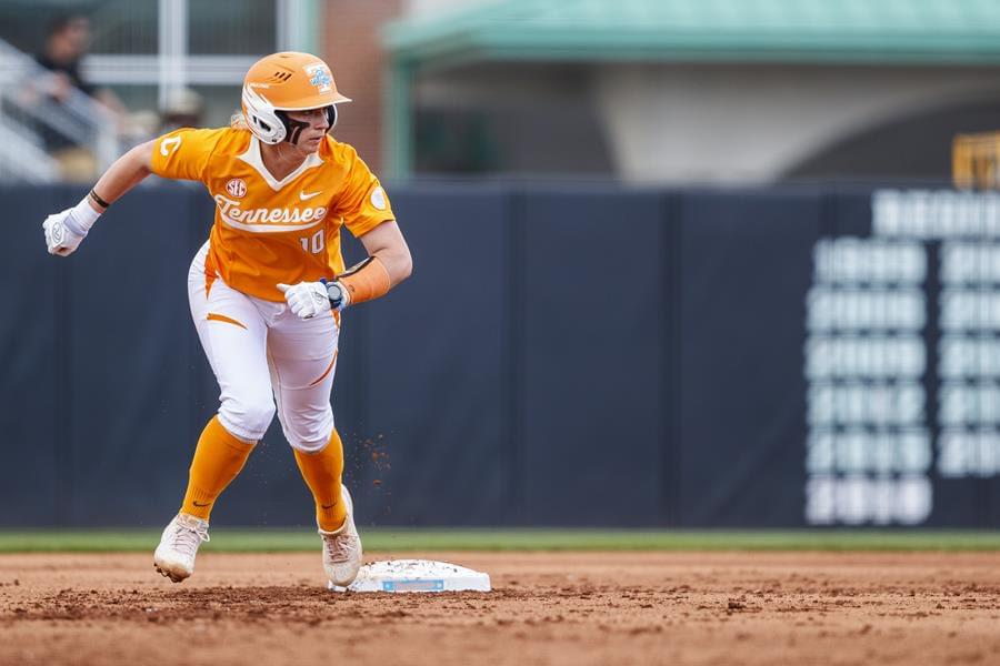 One Last Time in The Orange and White