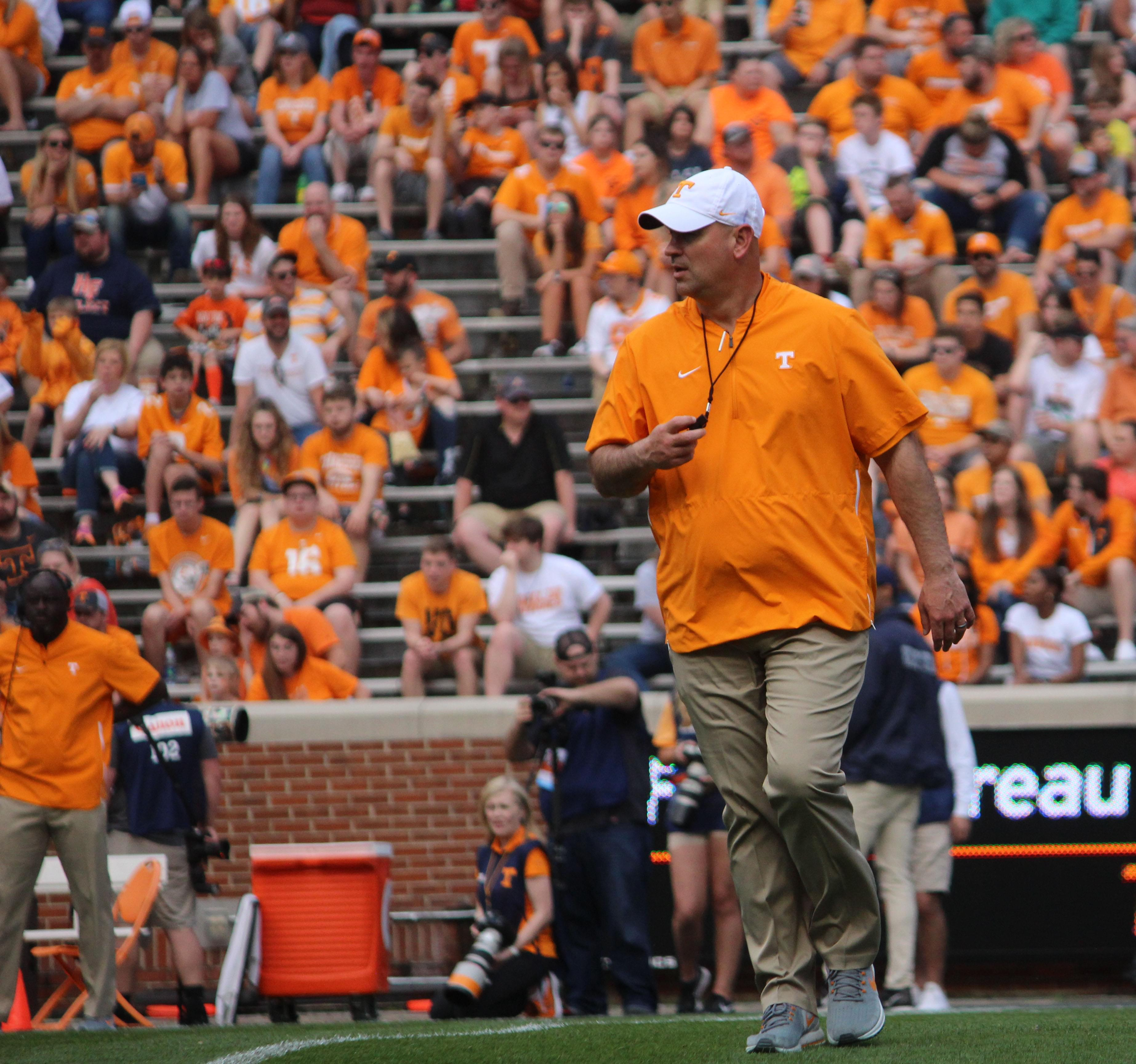 Five positions to watch as Tennessee's fall competition begins