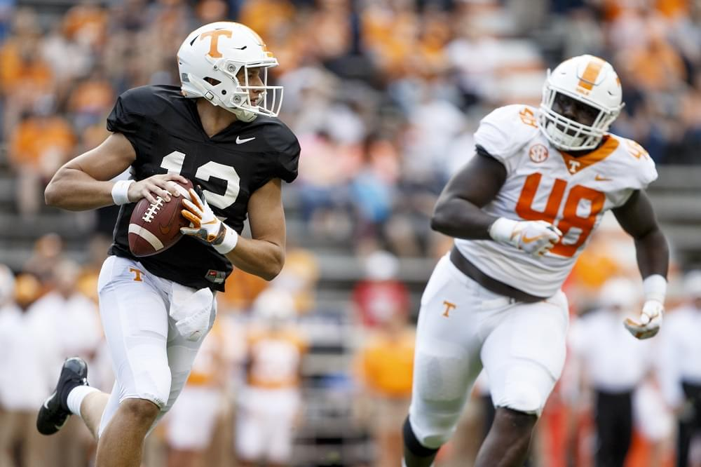 Vince's View: Vols spring game position-by-position analysis and observations